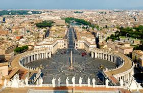 Vatikán húsvéti ünnepsége