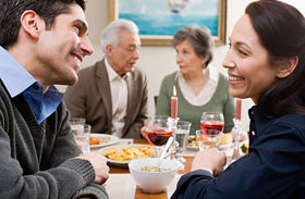 5 dolog, amit soha ne mondj a párod szüleinek - Még jó szándékkal se!