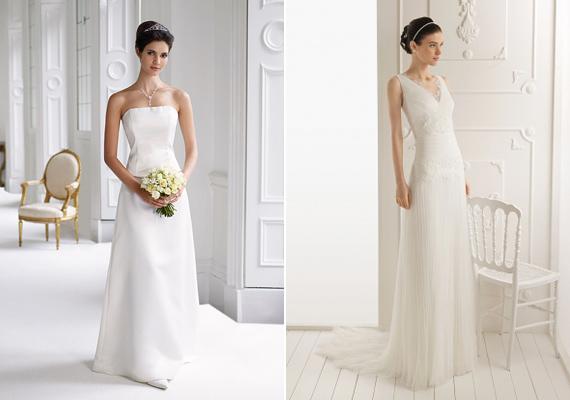 Milyen az alakod  Ebben a ruhában lehetsz tökéletes az esküvőn - Nő ... 73b1307d55