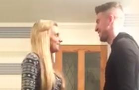 Kamu lánykérés videó