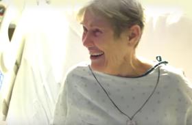 Nagyi kórház meglepetés menyasszony
