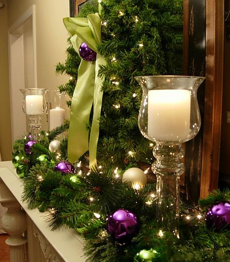 2012 leggyönyörűbb karácsonyi dekorációi
