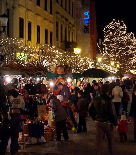 A legszebb karácsonyi vásárok Magyarországon