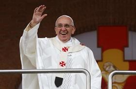 Ferenc pápa 6 legszebb üzenete a szeretetről