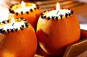 4 illatos és gyönyörű karácsonyi dekoráció