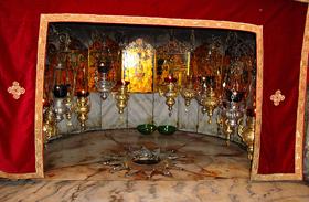 Betlehem Születés temploma