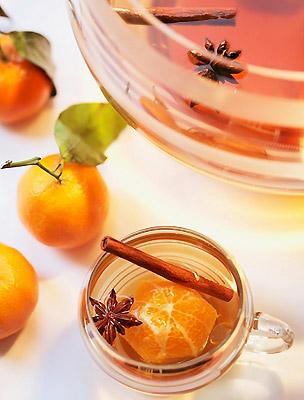 Fahéjas-mézes narancs