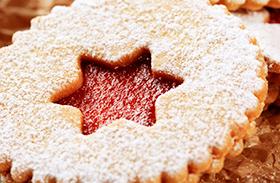 Karácsonyi linzer recept