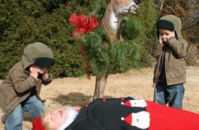 Legviccesebb karácsonyi fotók