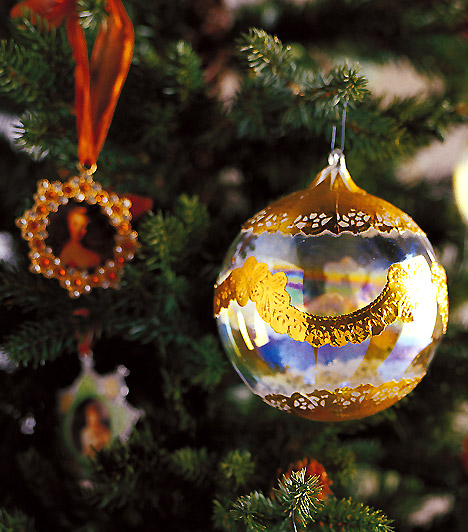 A legszebb karácsonyfadíszek