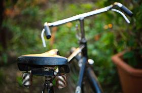 Biciklizni esőben, fagyban