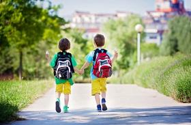 Iskola egy kis faluban
