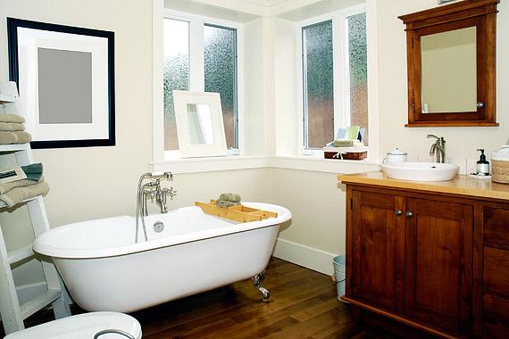 7 látványos ötlet, ha kicsi és sötét a fürdőd - Otthon  Femina