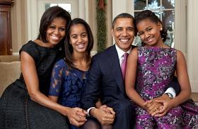 Barack Obama új háza