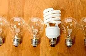 Energiatakarékos izzók megtakarítása