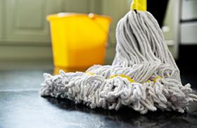 Felmosás házi szerekkel