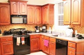 Olcsón felújított konyhák