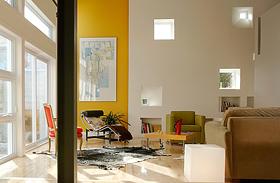 Így lesz tágas és szellős a legapróbb lakás is! - Válaszd a modern stílust!