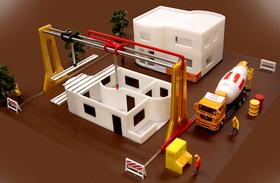 Instant ház 3D nyomtatással