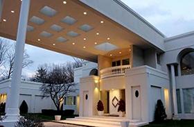 Legcsúnyább luxusházak