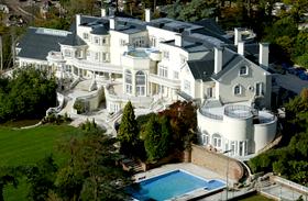 A legdrágább házak Európában