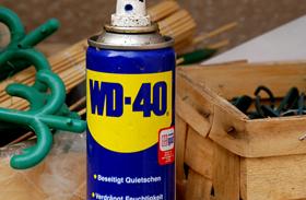8 ok, amiért minden nőnek kell a WD-40