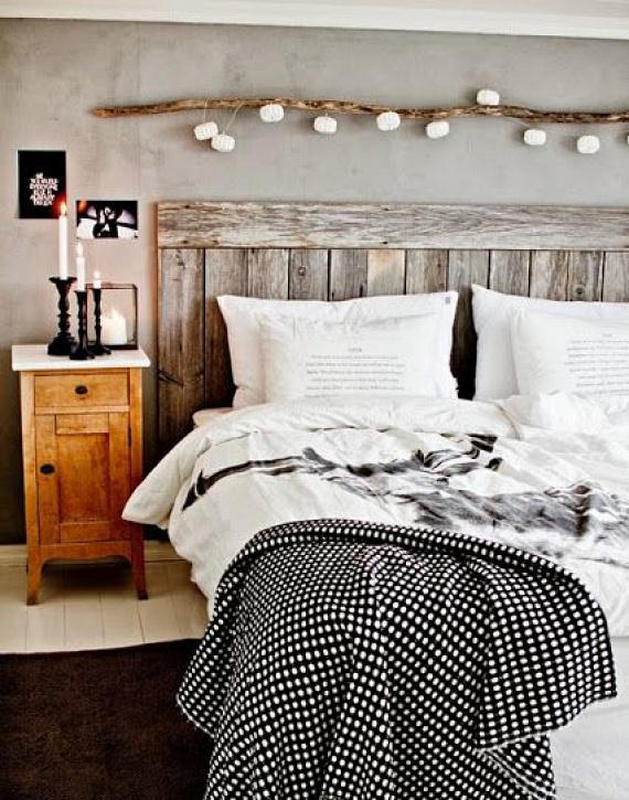 A lampionos fényfüzér akkor is mutatós, amikor nincs felkapcsolva. Ha a természetes anyagokat szereted, akkor pedig érdemes egy hosszú uszadékfához rögzítened, hogy még inkább beleilleszkedjen otthonodba.