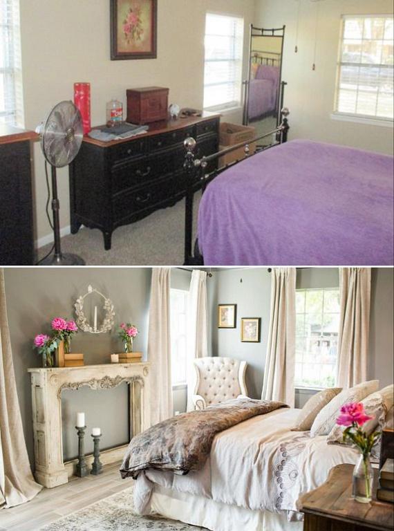 A túl nagy kontraszt, mint az első képen is látható, a sötét bútorok és a világos falak között nem szerencsés egy kis térben. Ezen mindenképpen érdemes változtatni, ahogy egy nehézkes bútor helyére is jobb egy kisebb, dekoratívabb darabot helyezni.