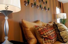 5 rafinált fortély, ha kicsi a lakásod
