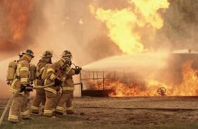 Szabadtéri tűz miatt bírság