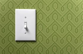 Újítsd fel a falakat festés nélkül! - Ha koszos, repedt és foltos