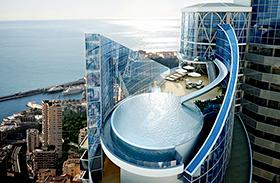 A világ legdrágább lakása - Sky Penthouse Monacóban