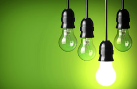 A villanyszámla csökkentése