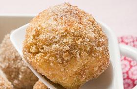 A grízgombóc receptje: ha édesen készítenéd
