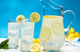 A legfinomabb házi limonádék receptjei