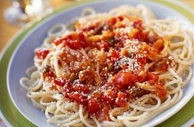 A tökéletes bolognai spagetti receptje