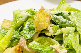 Az eredeti Cézár-saláta receptje