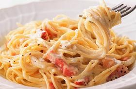 Az eredeti carbonara spagetti receptje