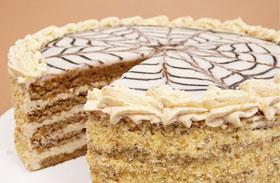 Az eredeti Eszterházy-torta receptje