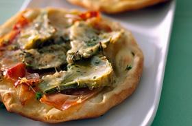 Az olasz pizzatészta receptje - Négy könnyű feltéttel