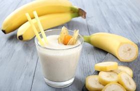 Joghurtos banánturmix