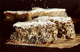 Mákos bögrés süti recept