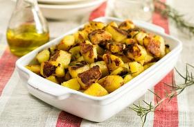 Citromos újkrumpli