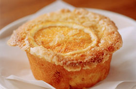 Citromos muffin fél óra alatt