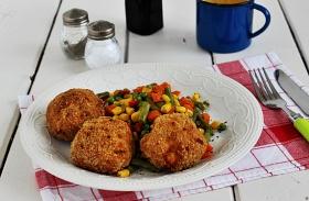 Csirkemellfasírt recept