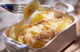 Csirkés rakott krumpli - Régi fogás új köntösben