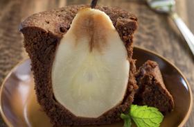 Csokis bögrés süti