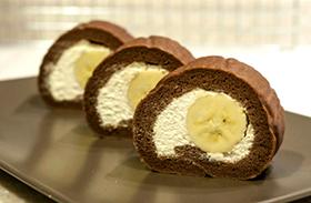 Csokis-túrós tekercs