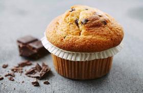 Extragyors muffin recept