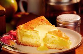 Forró almás pite hideg estékre